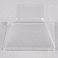 Fineline Tiny Temptations 6200-L Clear Dome Lid - 1000 / Case