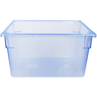 Carlisle 10624C14 StorPlus Blue Food Storage Box - 26 inch x 18 inch x 15 inch