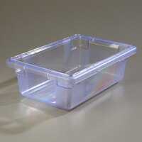 Carlisle 10611C14 StorPlus Blue Food Storage Box - 18 inch x 12 inch x 6 inch