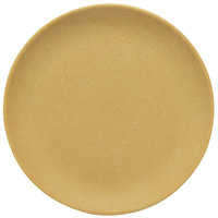 Elite Global Solutions ECO99R Greenovations 9 inch Rattan-Colored Round Plate