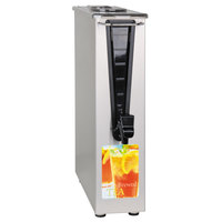 Bunn 43900.0001 TD3T-N 3.5 Gallon Narrow Iced Tea Dispenser with Brew Thru Lid