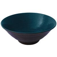 Elite Global Solutions D1006RR Pebble Creek Lapis-Colored 20 oz. Bowl
