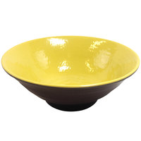 Elite Global Solutions D1010RR Pebble Creek Olive Oil-Colored 55 oz. Bowl