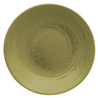 Elite Global Solutions D814RR Pebble Creek Lizard-Colored 8 1/4 inch Round Plate