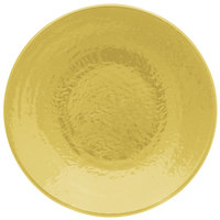 Elite Global Solutions D117RR Pebble Creek Olive Oil-Colored 11 7/8 inch Round Plate