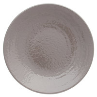 Elite Global Solutions D814RR Pebble Creek Mushroom-Colored 8 1/4 inch Round Plate