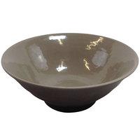 Elite Global Solutions D1008RR Pebble Creek Mushroom-Colored 40 oz. Bowl