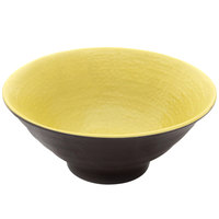 Elite Global Solutions D1006RR Pebble Creek Olive Oil-Colored 20 oz. Bowl