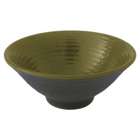 Elite Global Solutions D1005RR Pebble Creek Lizard-Colored 14 oz. Bowl