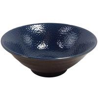 Elite Global Solutions D1010RR Pebble Creek Lapis-Colored 55 oz. Bowl