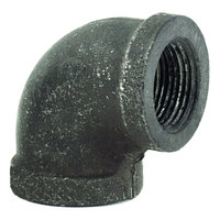 T&S AG-8C-FF Elbow with 1/2 inch NPT Female Connections for Gas Fixtures