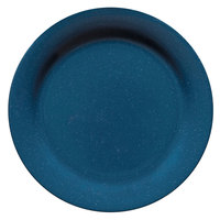 GET BF-090-TB Texas Blue 9 inch Plate - 24/Case