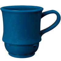 GET TM-1208-TB Texas Blue 8 oz. Stacking Mug - 24 / Case