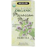 Bigelow Organic Moroccan Mint Herb Tea - 20 / Box