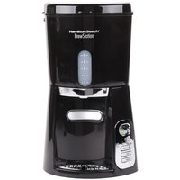 Hamilton Beach 47380 BrewStation Black Single Serving 10 Cup Coffee Maker with Auto Shut Off