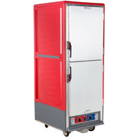 Metro C539-MDS-4 C5 3 Series Moisture Heated Holding and Proofing Cabinet - Solid Dutch Doors