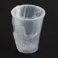 Choice 9 oz. Translucent, Individually Wrapped Cups - 100 / Pack