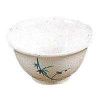 Blue Bamboo Melamine 6 oz. Rice Bowl – 3 3/4 inch 24 / Pack