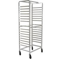 Advance Tabco PR15-4WS 15 Pan Side Load Bun / Sheet Pan Rack - Assembled
