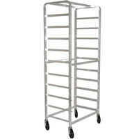 Advance Tabco PR10-6WS 10 Pan Side Load Bun / Sheet Pan Rack - Assembled