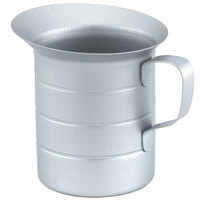 Vollrath 68352 4 qt. Aluminum Measuring Cup