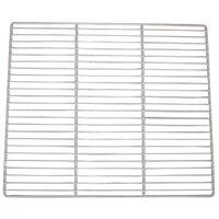 All Points 26-2659 White Epoxy Coated Wire Shelf - 25 inch x 25 inch