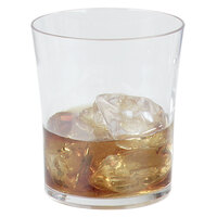 Carlisle 4362707 Liberty 8 oz. Polycarbonate Old-Fashioned Glass - 48 / Case