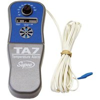 All Points 72-1151 Supco TA7 Battery Powered Temperature Alarm