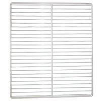 All Points 26-2642 White Epoxy Coated Wire Shelf - 17 3/4 inch x 25 inch