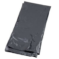 Li'l Herc Repro Trash Bag 56 Gallon 0.9 Mil 43 inch x 47 inch Low Density Can Liner - 100 / Case