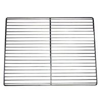 All Points 26-2656 Zinc Wire Shelf - 24 1/2 inch x 25 inch