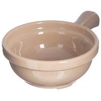 Carlisle 700619 Stone 8 oz. Handled Soup Bowl - 24/Case