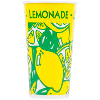 20 oz. Tall Paper Lemonade Cup - 1000 / Case