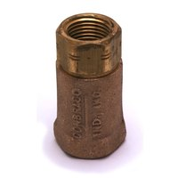 T&S B-CVV-34 Vertical Check Valve with 3/4 inch NPT Female Connections