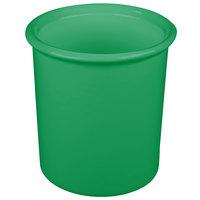 Tablecraft CW1670GN 1 Qt. Green Cast Aluminum Condiment Bowl