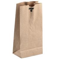 16 lb. Brown Paper Bag 500/Bundle