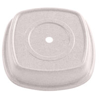 Ivory Cambro 1111SQVS380 Versa Camcover 11 inch Square Plate Cover 12/Case