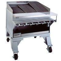 Bakers Pride H1385X Dante Series Stainless Steel Side Panels