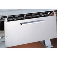 Bakers Pride T3080V Dante Series Stainless Steel Heat Shield