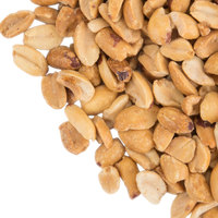 Regal Foods 10 lb. Dry Roasted Peanut Halves