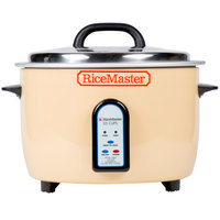 Town 56822 50 Cup (25 Cup Raw) Electric Rice Cooker / Warmer - 120V, 1700W