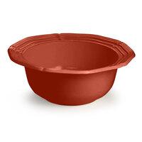 Tablecraft CW6210CP 5 Qt. Copper Cast Aluminum Queen Anne Salad Bowl