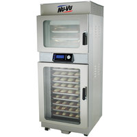 NU-VU OP-3/9A Double Deck Electric Oven Proofer Combo with Programmable Controls - 5.2 kW