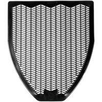 "20"" x 18"" Black Disposable Urinal Mat (IMP 1525-5) - 6/Case"