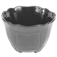 Tablecraft CW1454N 1.3 Qt. Natural Cast Aluminum Round Condiment Bowl