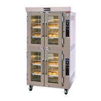 Doyon JA12SL Jet Air Double Deck Side Load Electric Convection Oven - 21.5 kW