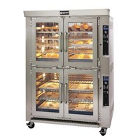 Doyon JA20G Jet Air Double Deck Gas Convection Oven - 170,000 BTU