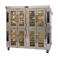 Doyon JA28G Jet Air Double Deck Gas Convection Oven - 260,000 BTU