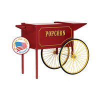 Paragon 3090010 Large Popcorn Cart for 12 oz. or 16 oz. Poppers