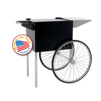 Paragon 3070710 Professional Series Popcorn Cart for 6 oz. and 8 oz. Poppers